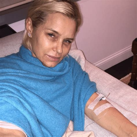 how is yolanda foster doing dealing with lymes disease staying strong yolanda foster s battle against lyme