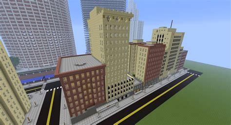 minecraft city buildings 02 minecraft buildings