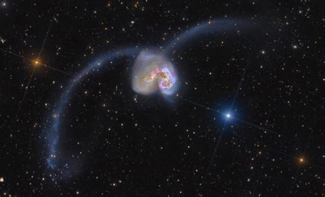 antennae galaxies facts