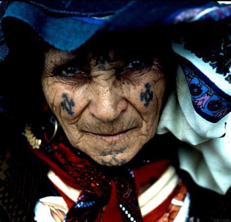 inked heritage berber women s tattoos in algeria huffpost