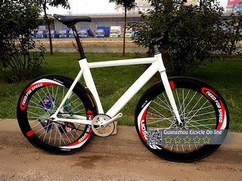 Fixed Gear Bike Alloy free shipping top quality alluminum alloy track fixie