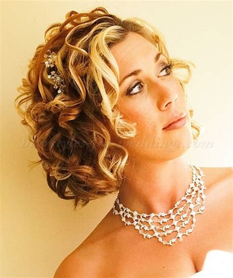 wedding hairstyles mother for curly hair short wedding hairstyles for curly hair short curly