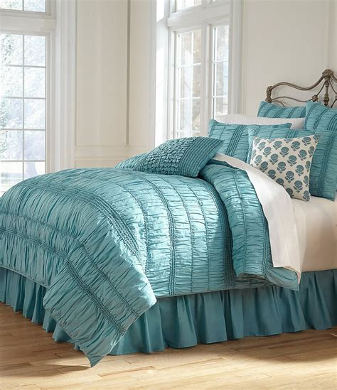 ruched bedding studio d serenade ruched comforter dillards