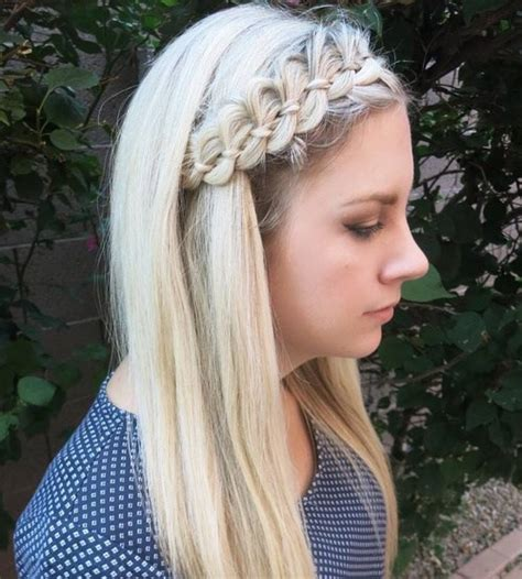 Braided Hairstyles With Bangs by 39 Bold And Beautiful Braided Hairstyles
