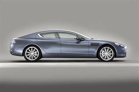 Aston Martin Rapide   sportlicher Viersitzer   elabia.de