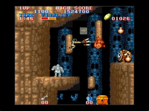 black video game black tiger available now on virtual console the