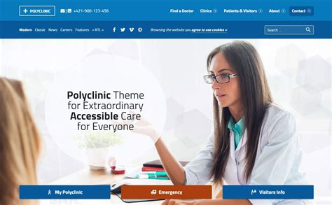 32 awesome responsive wordpress education themes 2017 27 best medical responsive wordpress themes 2017