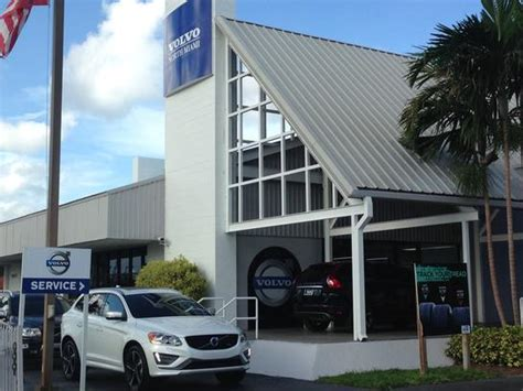 volvo truck dealer miami volvo of north miami miami fl 33169 3310 car dealership