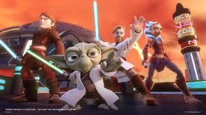 Disney Infinity 3 Disney Infinity 3 0 Twilight Of The Republic Play Set High
