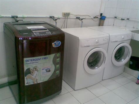 Mesin Cuci Laundry Sharp mom s laundry bsd city 3 mesin cuci yg dipake