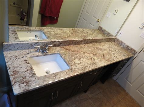 home design idea bathroom quartz countertops