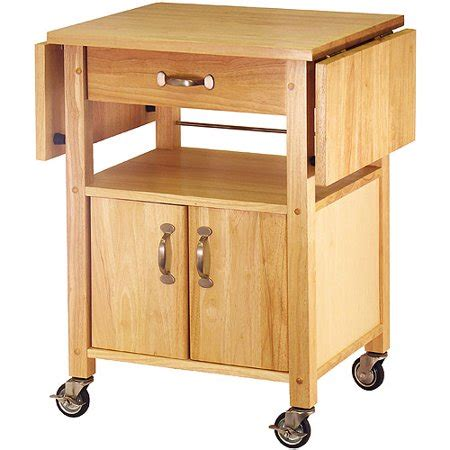 Walmart Kitchen Utility Cart by Drop Leaf Kitchen Cart Walmart