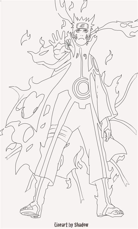 naruto rikudou coloring pages naruto the last movie coloring pages