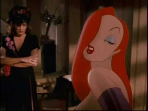 jessica rabbit who framed roger rabbit who framed roger rabbit jessica s famous scene youtube