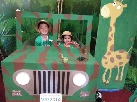 safari jeep craft vbs safari jeep vbs jungle safari ideas for nh