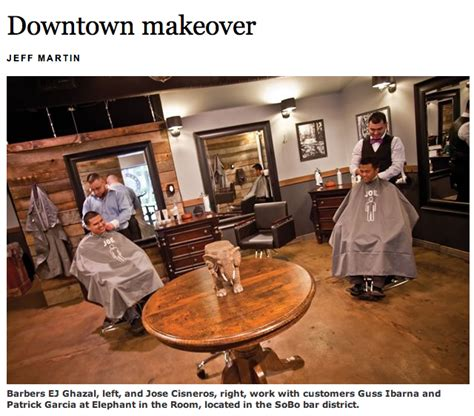 grooming tulsa elephant in the room mens grooming lounge tulsa mens bringing s styling to a tulsa