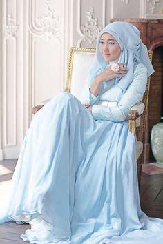 Flare Baju Pesta Muslimah formal wear dian pelangi formal wear