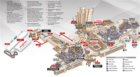 mohegan sun floor plan image gallery mohegan sun map