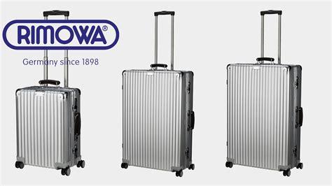 Rimowa Classic Flight rimowa classic flight 4 rollen trolley koffer direkt