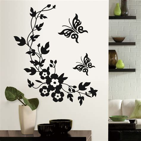 wall removable stickers aliexpress buy removable vinyl 3d wall sticker mural