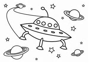 ufo coloring pages coloring