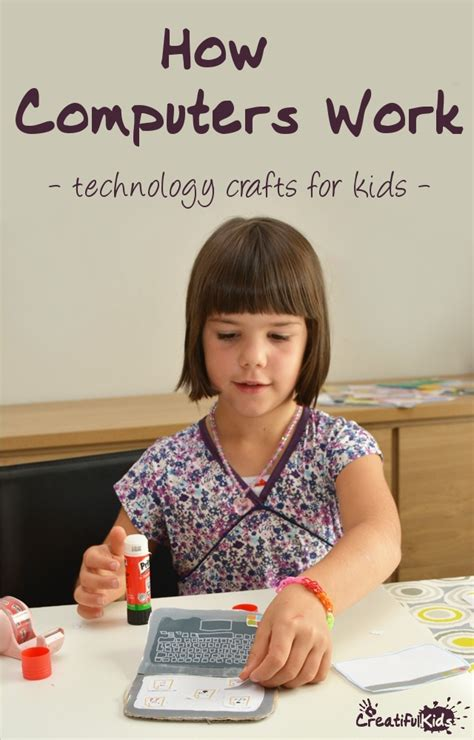 computer kids does your child need a digital detox kids make a paper computer and understand how it works