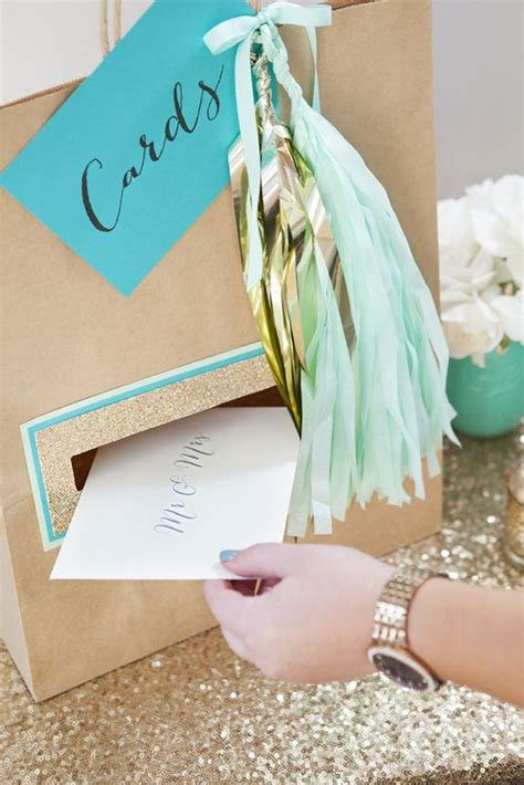 make your own wedding gift card holder card holders diy wedding and gift bags on