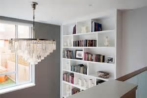Customized Bookshelves Library Cabinetry Custom Bookcase Built In Shelving