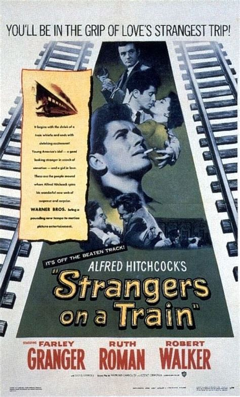 strangers on a train movie review strangers on a train 1951 stubbornthings org