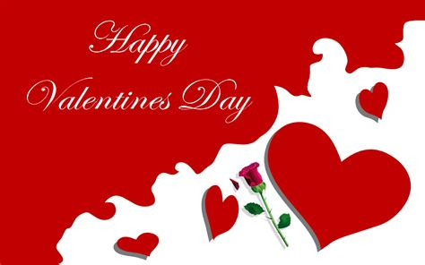 valentines card for happy valentine s day cards weneedfun
