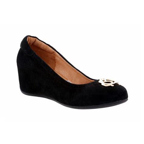 ballerine con rialzo interno scarpe braccialini nere con rialzo interno
