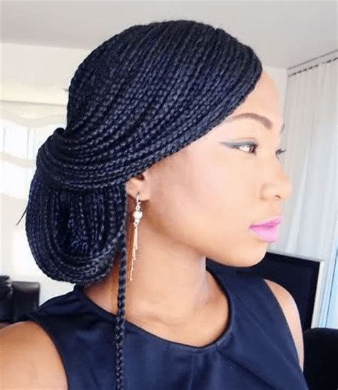 poetic justice braids african hair braiding styles 10 hot small box braids styles 2015 that will turn heads