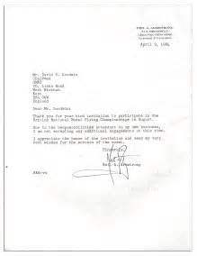 lot detail neil armstrong typed letter signed
