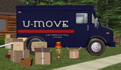 sims 4 moving boxes mod the sims moving day pt 2 moving van r