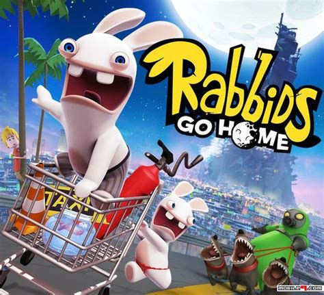 rabbids go home a comedy adventure android