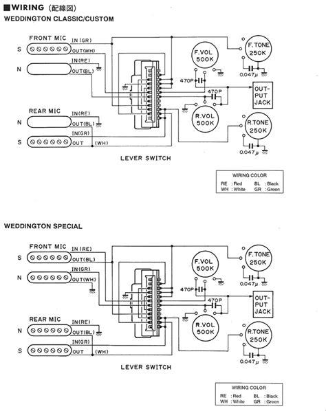 Yamaha Weddington Custom   Specifications