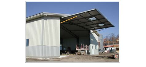 Machine Shed Doors by Machine Sheds Farm Equipment Shed Doors Storage