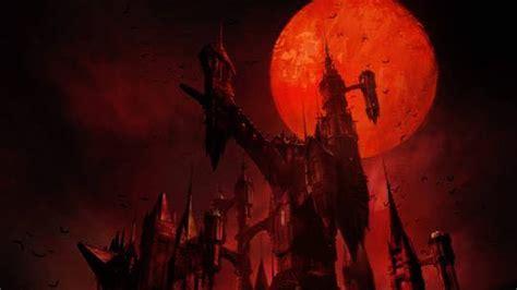 Vania Series 2 poster for netflix castlevania series revealed ign