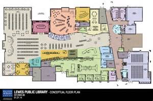 Public Building Floor Plans The Future Of The Lewes Public Library Lewes Public Library
