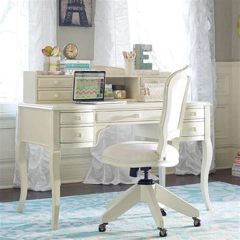 teen desk with hutch lilac desk hutch pbteen