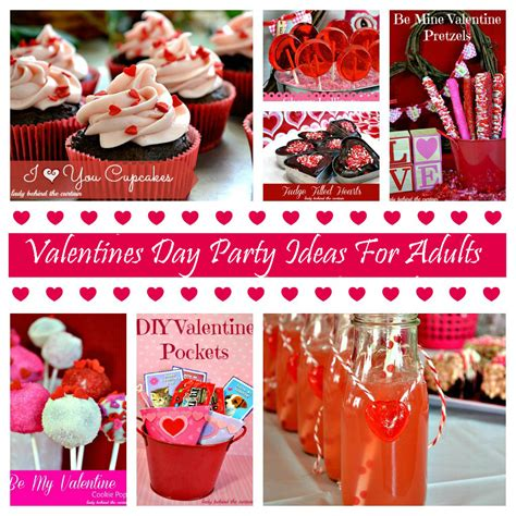 valentines day party ideas for adults