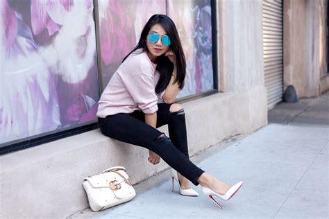 Sweater Wanita Korea Adidas 03 White dressing up the sneakers adidas neo a la mode