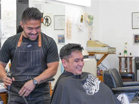 ak everyone is family at gerry s barbershop alaska
