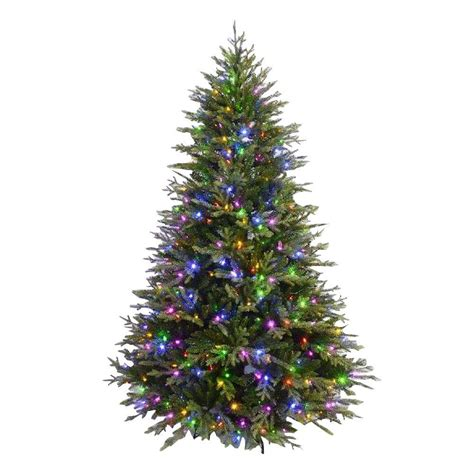 generic holiday ornaments decor 7 5 ft evergreen quick