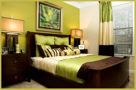 brown and green bedroom eye for design decorating with the brown lime green