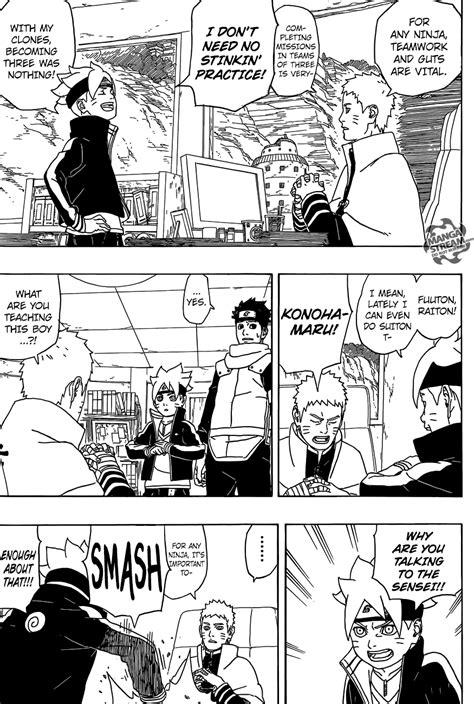 boruto latest chapter boruto 1 read boruto manga chapter 1 page 25 online