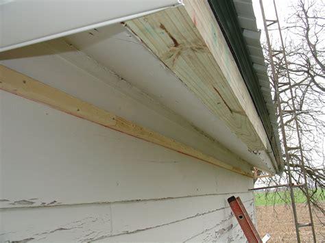 Fascia Board Installation Cost Alum Soffit Fascia Installation Defiance Ohio