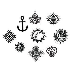 tattoo mandala mini 9 best images about tattoo on pinterest small tattoo