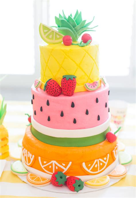 themed birthday cakes two tti fruity birthday blakely turns 2 pizzazzerie