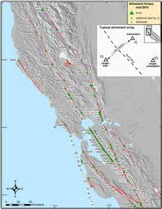 quake forecast 4 california faults are ready to rupture